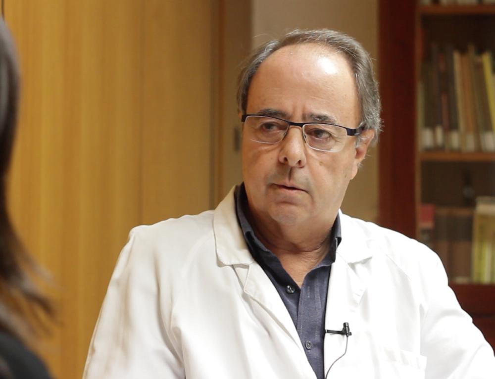 Grabación del vídeo de diagnóstico del lupus