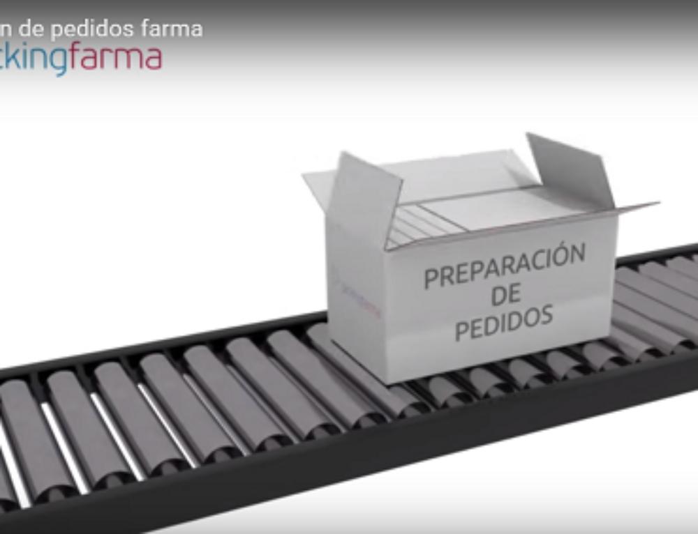 Preparación de pedidos PickingFarma